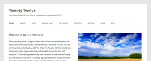 wordpress-3.5-twenty-twelve-theme