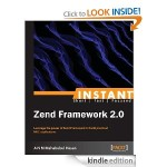Instant Zend Framework 2.0 Kindle Edition Amazon 01